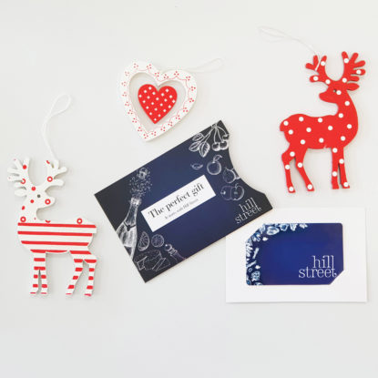 GIFTCARDS & CHOCOLATES