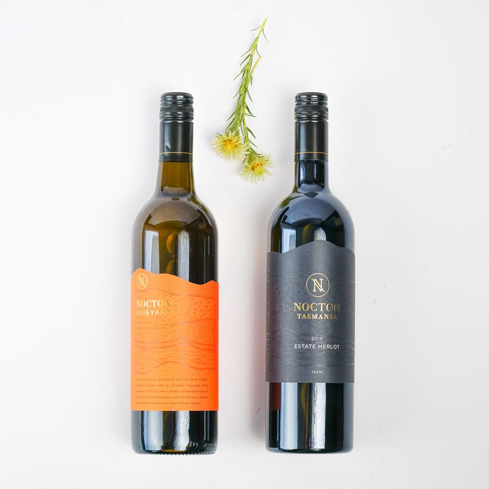 Two Wine Hamper Nocton Vineyard